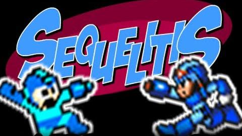 Sequelitis - Mega Man Classic vs. Mega Man X