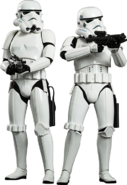 Stormtroopers star-wars silo