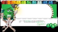 MMS Character green