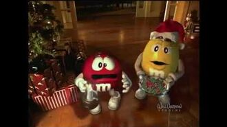 "M&M's ""Santa"" (1996 Version, USA)"