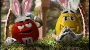 M&M Mars - Easter (1997, USA)
