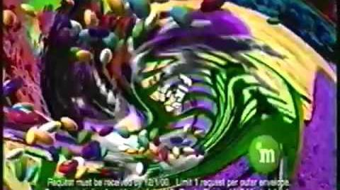 M&M's - Fix-Up the Mix-Up ''Weird Colors'' (2000, USA)