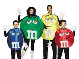 M&M's Costumes