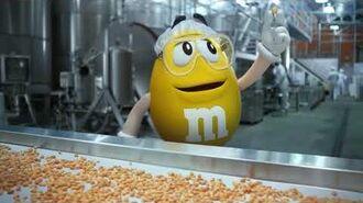 M&M's - conveyor (2014, USA)