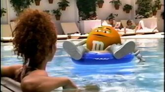 "Crispy M&Ms ""Pool"""