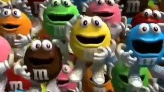 M&M's Minis - Monkey See? (2000, USA)