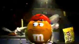 M&M s Crispy Costume 2004, USA Low