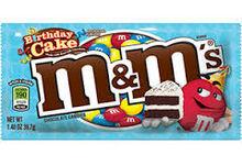 Birthday Cake M&M's