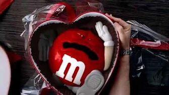 M&M's - Valentine (2002, USA)