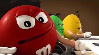 M&M's - Peanut Contest (2011, France)