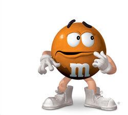 Orange char