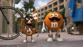 Pretzel M&M's - Disguises (2012, USA)