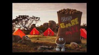 M&M's - Bare All web footage (2010, Australia)