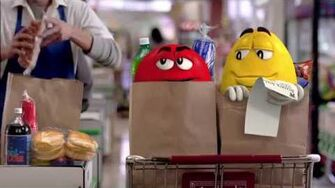 M&M's - Checkout (2009, USA)-0