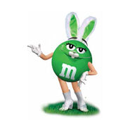 Easter-mms-candy-green-character