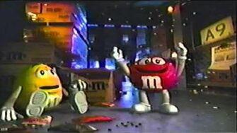 1997 M&Ms