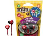 M&M's Ear Buds