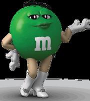 GreenCharacter