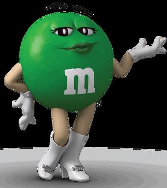 Ms Green M M S Wiki Fandom