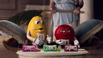 M&M's - Pampered (2018, USA)