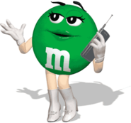 GreenM&M