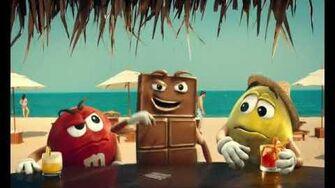 M&M'S- Beach (2012)