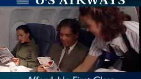 America West US Airways Merger Video