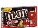 M&M's Ice Cream Treats