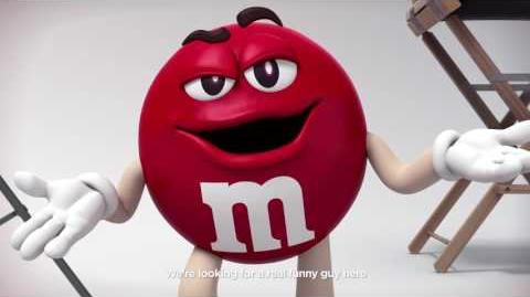 M&M'S® Snack Winners' Audition ENG (45s)