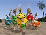 Lost M&M's Tribe
