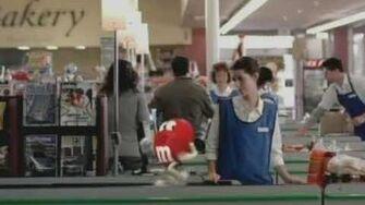 M&M's Commercial Checkout (2009, 15)