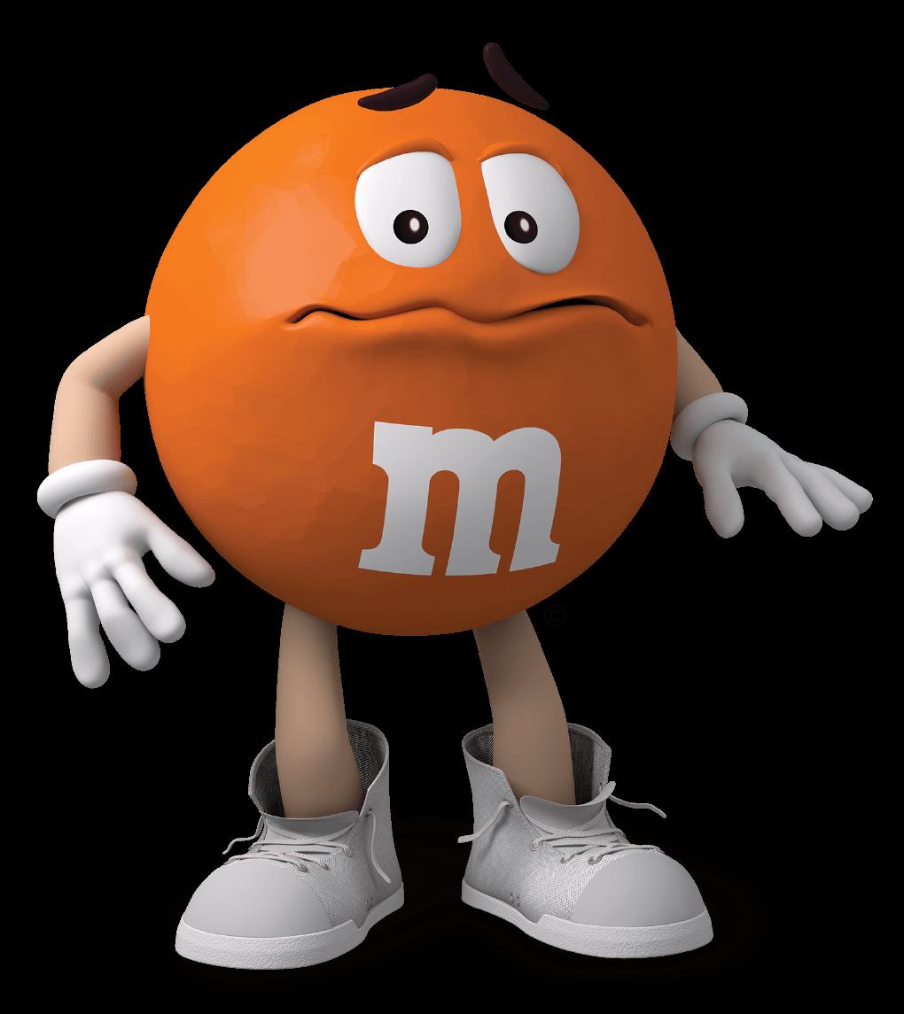 OrangeCharacter