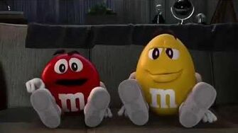 Jurassic World Fallen Kingdom M&M Ad!!!