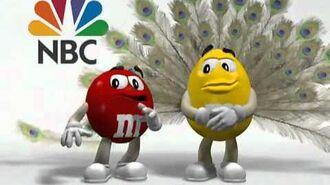 M&M's - NBC Peacock