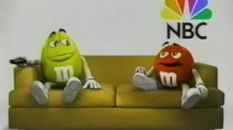 M&M's - NBC Donald Trump 2004, USA