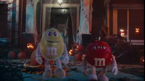 M&M'S Halloween – Eaten
