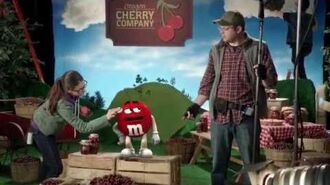 M&M's - Red Cherry (2011, USA)