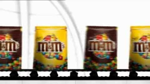 M&M's® Quality TV Spot (Fast FR)