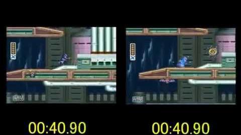 Chill Penguin Comparison in Megaman X