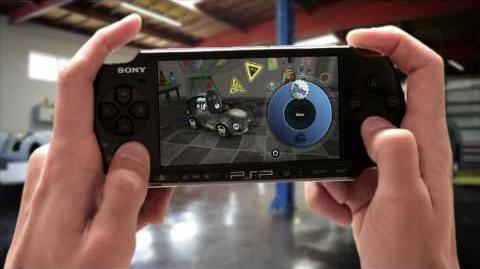 ModNation™ Racers PSP Launch Trailer