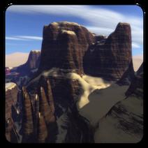 Dire Cliffs Icon