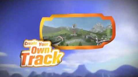 ModNation Racers PSP - Announcement Trailer