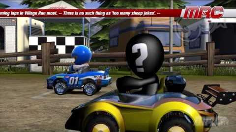 ModNation Racers Career - The Home Tour (Part 2 of 3)