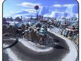 Snow Storm City