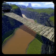 Rickety Bridge Icon
