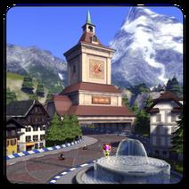 Alpine Drop Icon