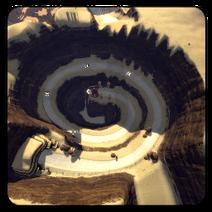 Sinkhole Icon