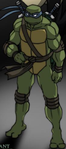 Leonardo Hamato | Mutant Ninja Turtles Gaiden Wiki | FANDOM