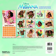 Moana Calendar 4