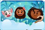 Disney Emoji Blitz Moana